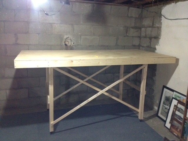 Train table plans 4x8 pdf woodworking for Table th ou tr